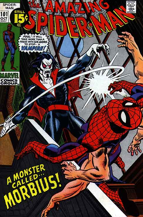 Amazing Spiderman - #101