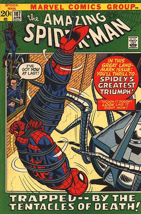 Amazing Spiderman - #107