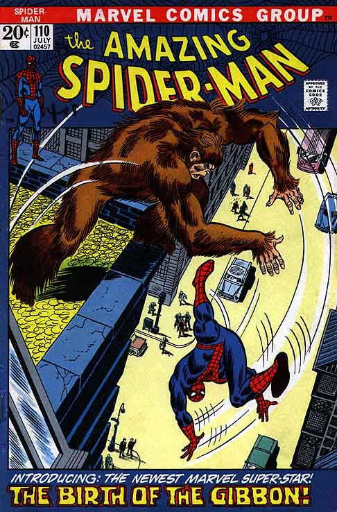 Amazing Spiderman - #110
