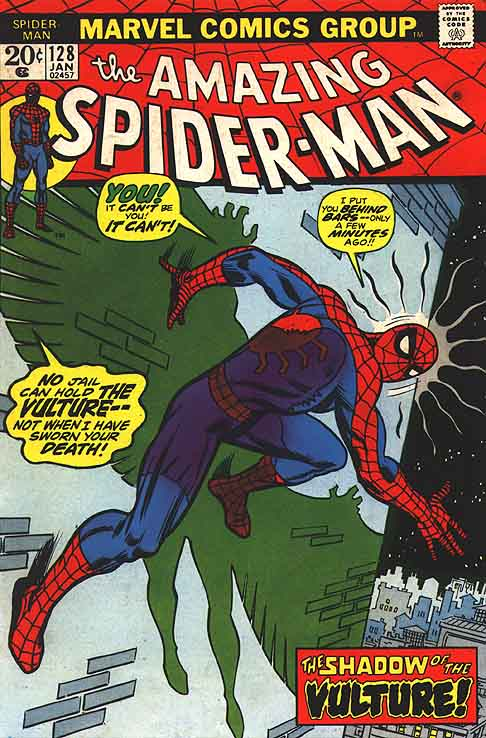 Amazing Spiderman - #128