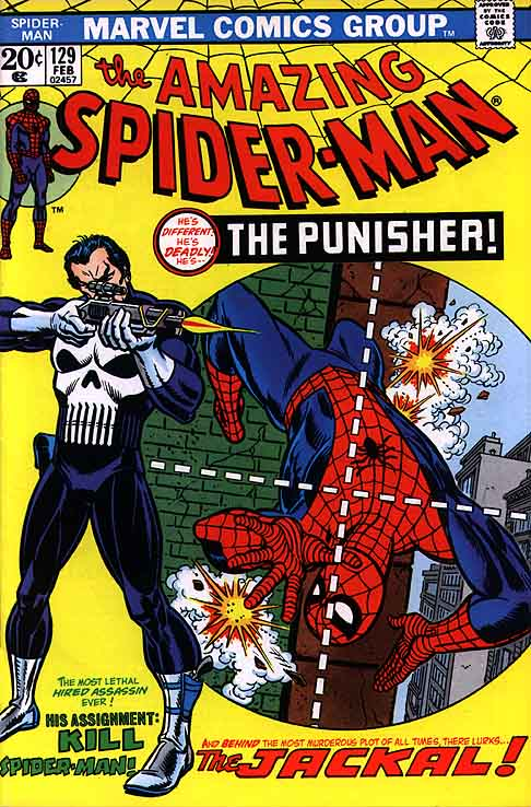 Amazing Spiderman - #129