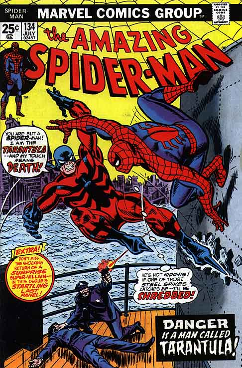 Amazing Spiderman - #134