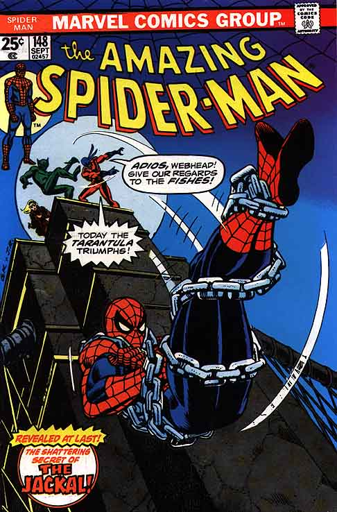 Amazing Spiderman - #148