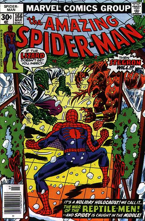 Amazing Spiderman - #166