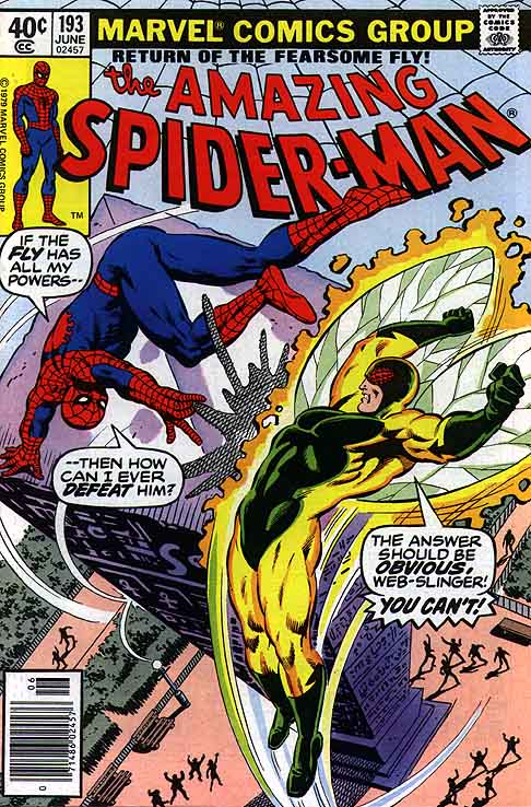 Amazing Spiderman - #193