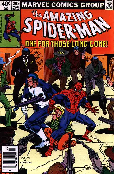 Amazing Spiderman - #202