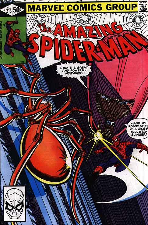 Amazing Spiderman - #213