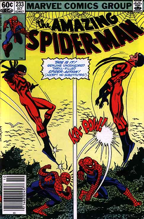 Amazing Spiderman - #233