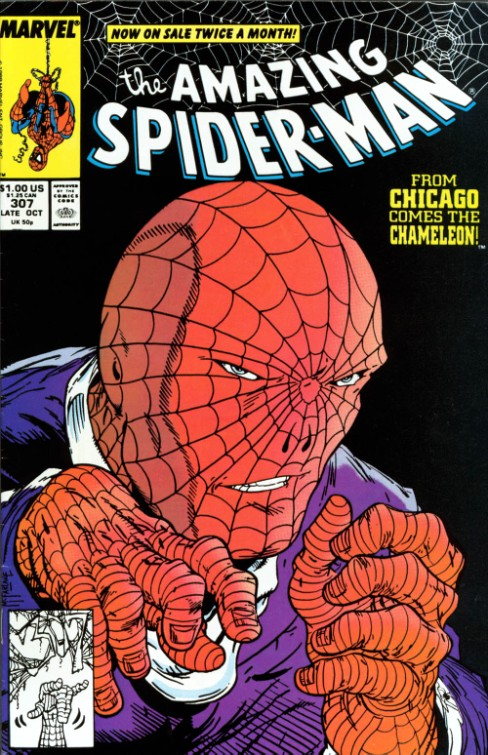 Amazing Spiderman - #307