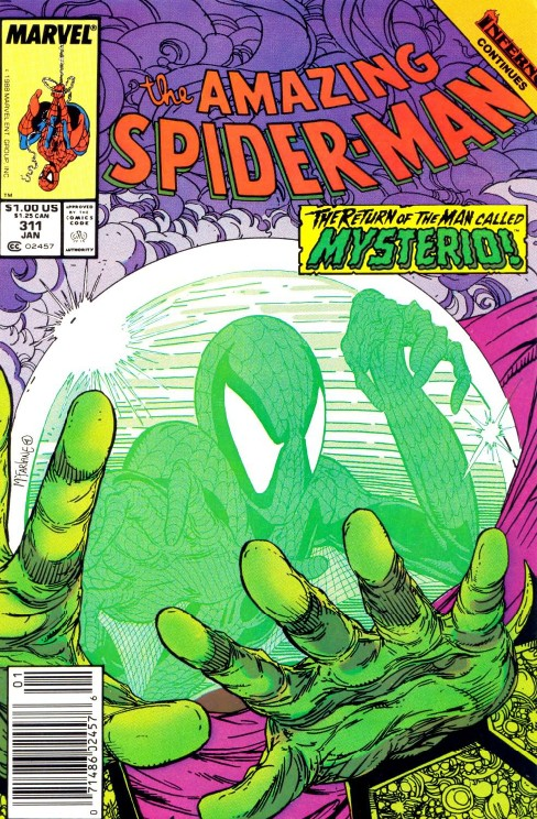 Amazing Spiderman - #311