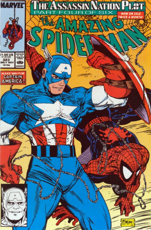 Amazing Spiderman - #323