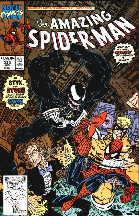 Amazing Spiderman - #333