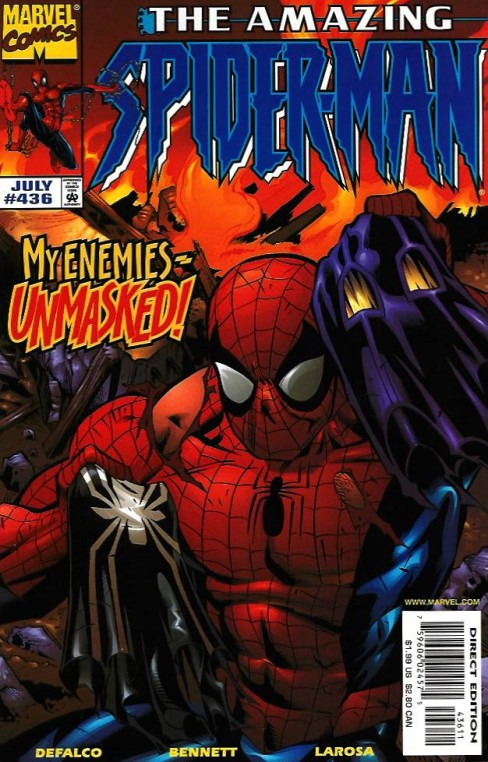 Amazing Spiderman - #436