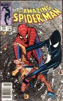 Amazing Spiderman - #258