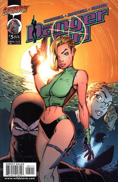 Danger Girl #5