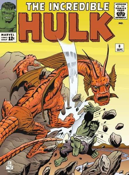The Incredible Hulk #8