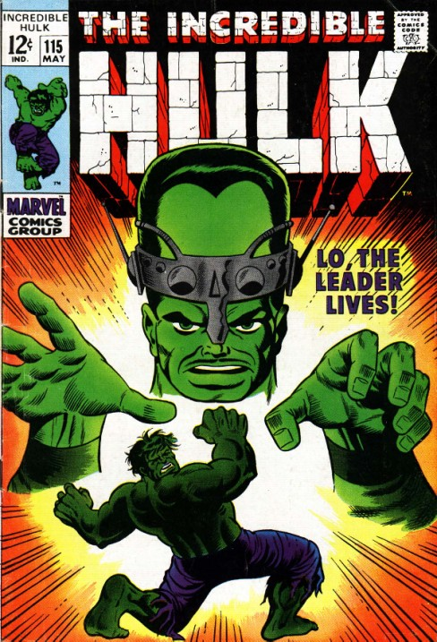 The Incredible Hulk #115