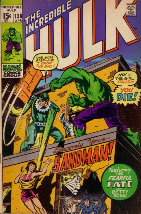 The Incredible Hulk #138