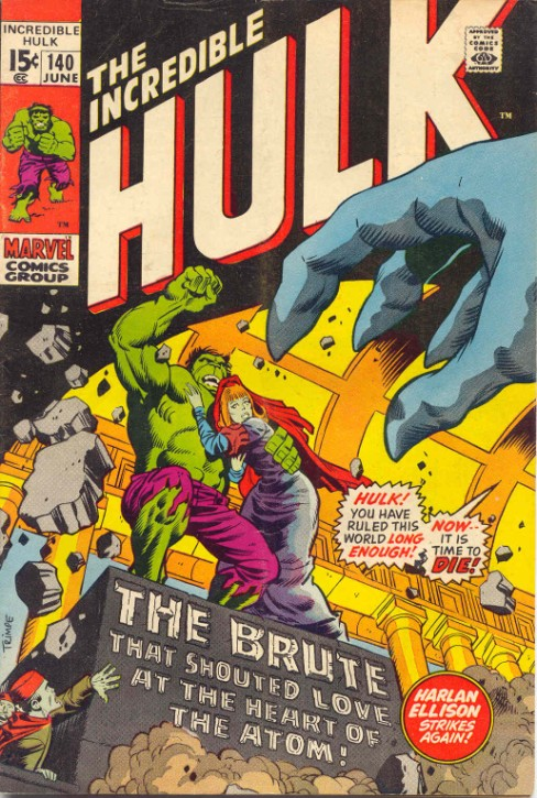 The Incredible Hulk #140
