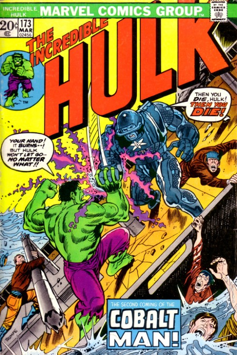 The Incredible Hulk #173