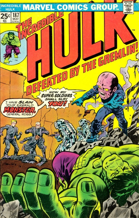 The Incredible Hulk #187