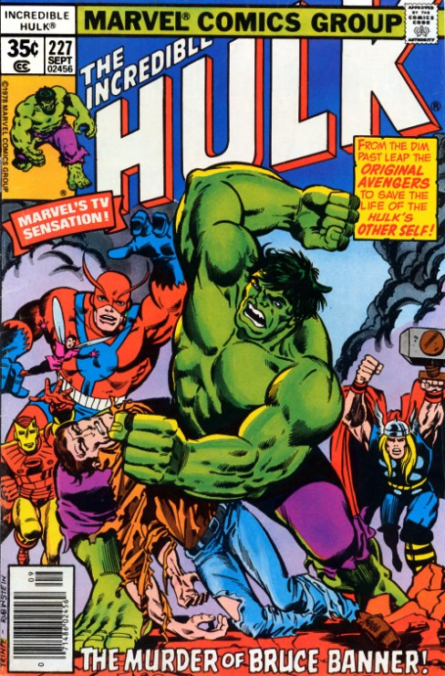The Incredible Hulk #227
