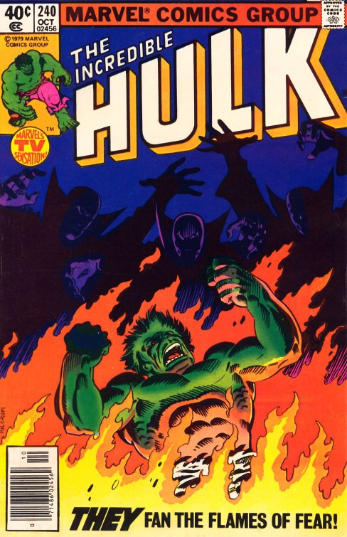 The Incredible Hulk #240