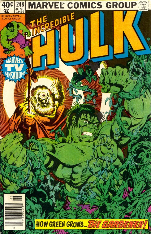 The Incredible Hulk #248