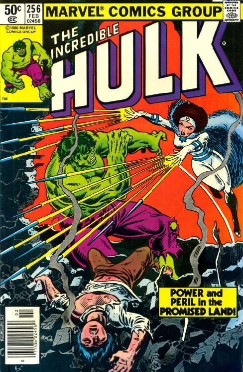 The Incredible Hulk #256