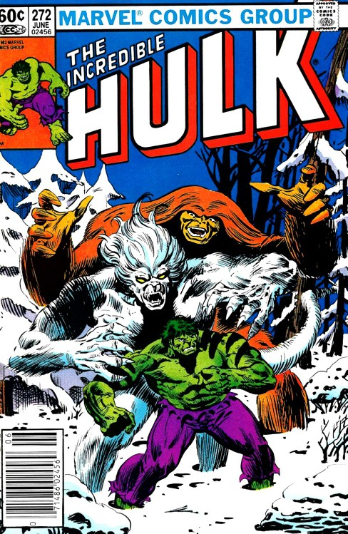 The Incredible Hulk #272