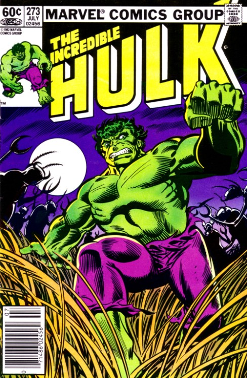 The Incredible Hulk #273