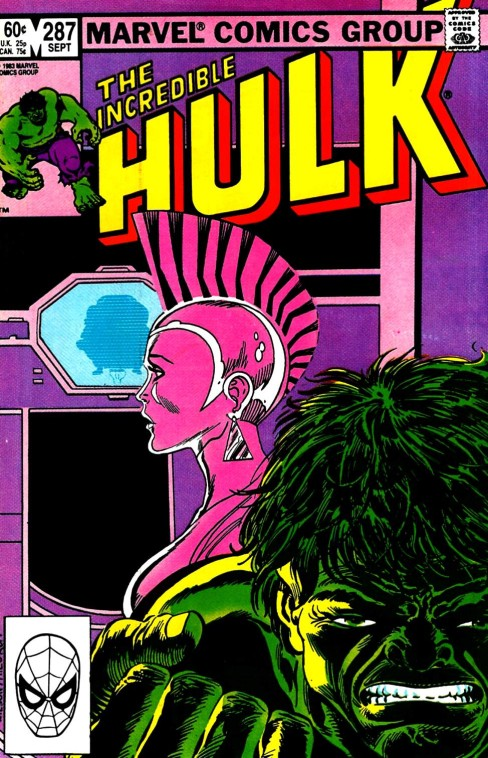 The Incredible Hulk #287