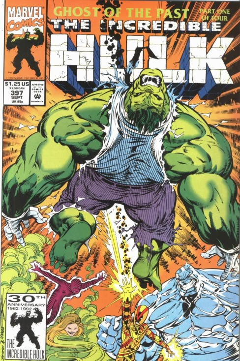 The Incredible Hulk #397