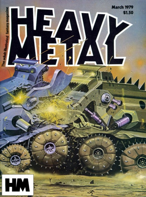 HeavyMetal V02-11 March-1979