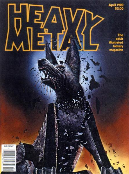 HeavyMetal V04-01 April-1980