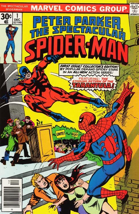 COLECCIÓN DEFINITIVA: SPIDERMAN [UL] [cbr] SpectacularSpider-Man001