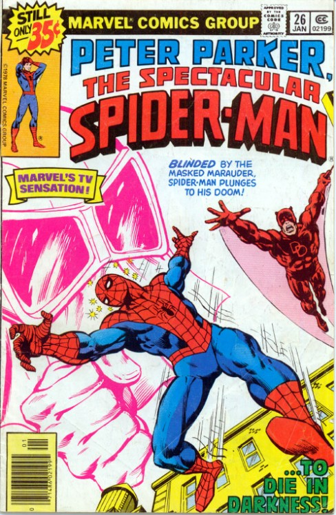 Peter Parker the Spectacular Spiderman #26