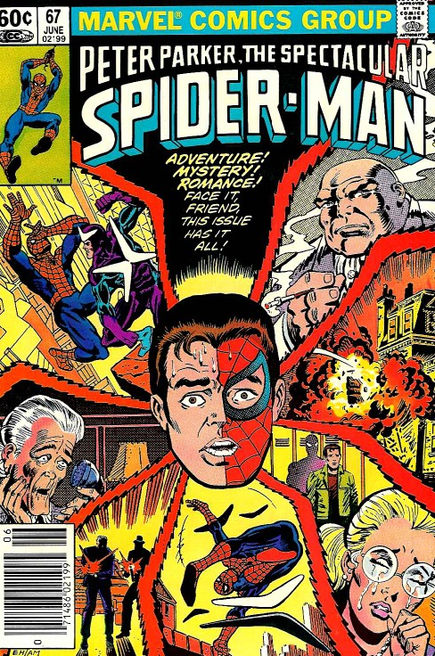 Peter Parker the Spectacular Spiderman #67