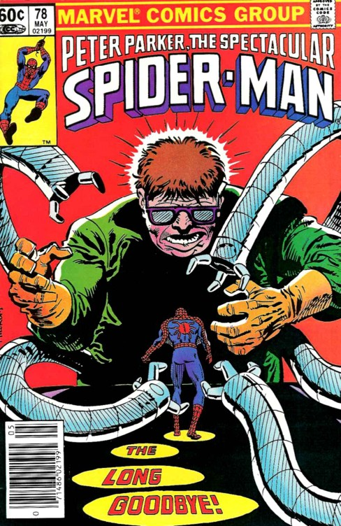 Peter Parker the Spectacular Spiderman #78