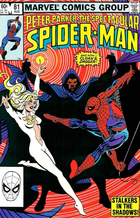 Peter Parker the Spectacular Spiderman #81