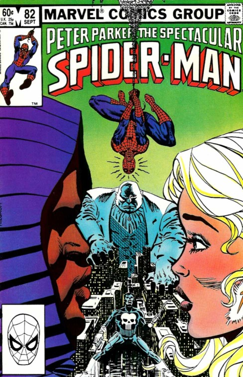 Peter Parker the Spectacular Spiderman #82