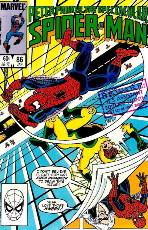 Peter Parker the Spectacular Spiderman #86