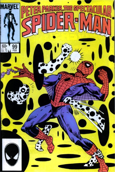 Peter Parker the Spectacular Spiderman #99
