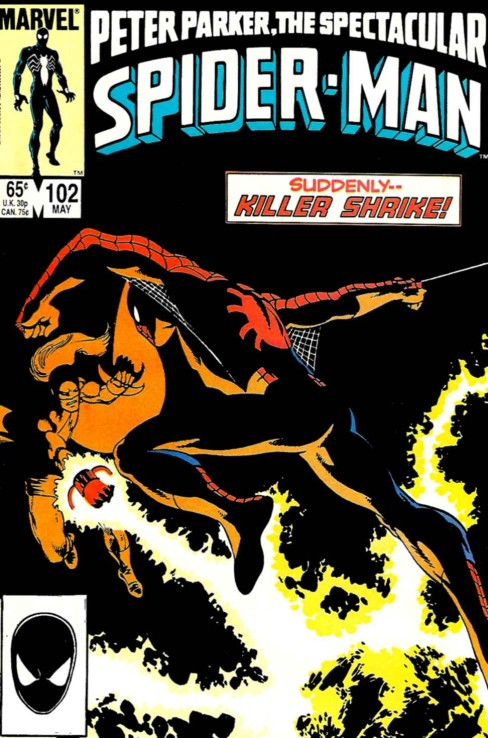 Peter Parker the Spectacular Spiderman #102