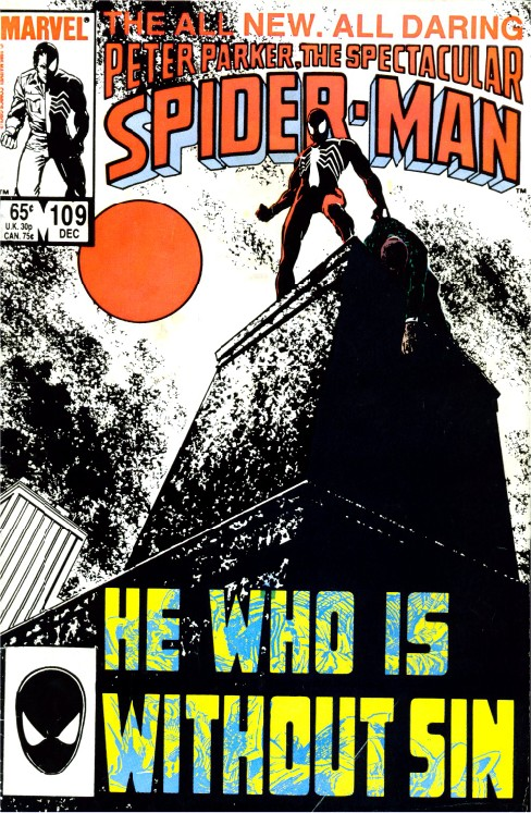 Peter Parker the Spectacular Spiderman #109