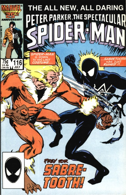 Peter Parker the Spectacular Spiderman #116