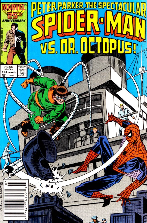 Peter Parker the Spectacular Spiderman #124