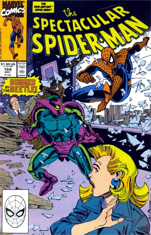 Peter Parker the Spectacular Spiderman #164