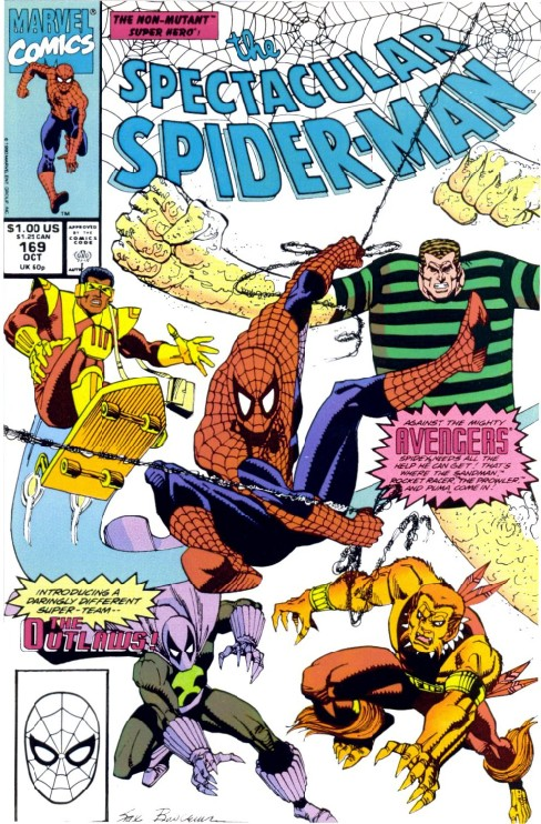 Peter Parker the Spectacular Spiderman #169