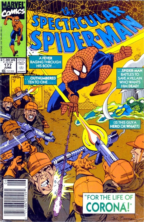 Peter Parker the Spectacular Spiderman #177